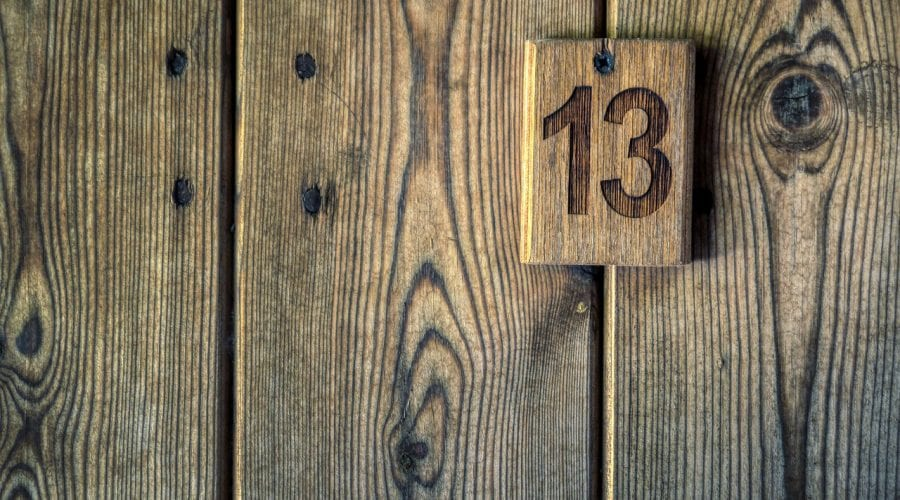 Number 13 In Astrology – Does It Bring Good Luck?